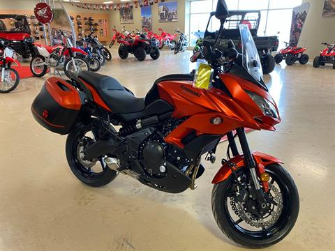 2016 Kawasaki Versys 650 LT in Everett, Pennsylvania - Photo 1