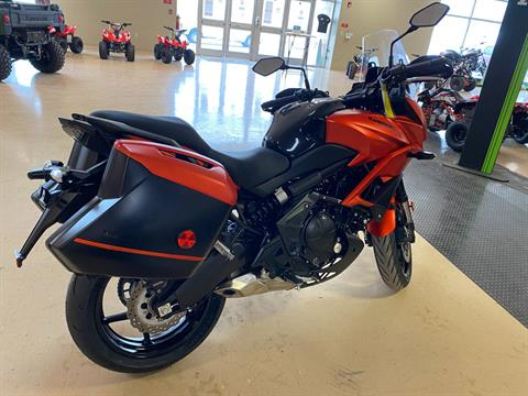 2016 Kawasaki Versys 650 LT in Everett, Pennsylvania - Photo 3