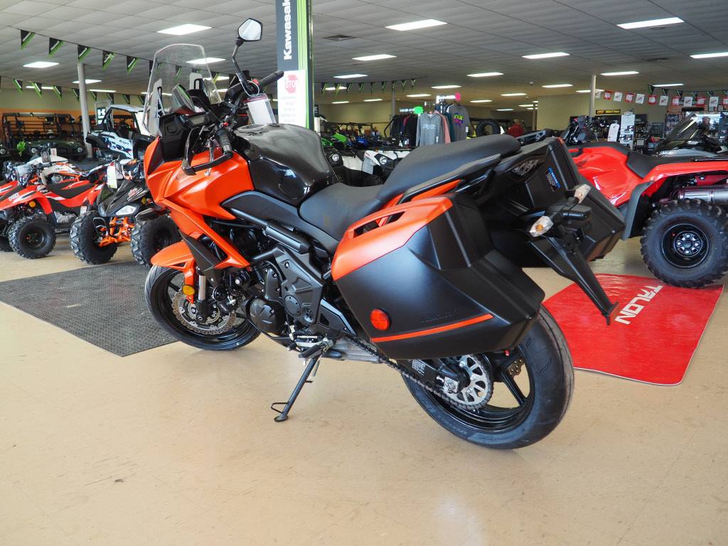 2016 Kawasaki Versys 650 LT in Everett, Pennsylvania - Photo 8