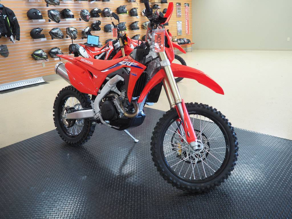 2021 Honda CRF450X in Everett, Pennsylvania - Photo 1