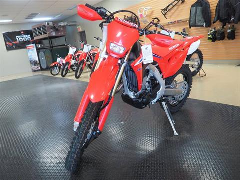 2021 Honda CRF450X in Everett, Pennsylvania - Photo 2