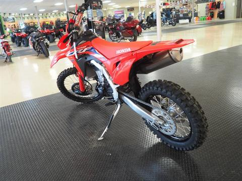 2021 Honda CRF450X in Everett, Pennsylvania - Photo 3