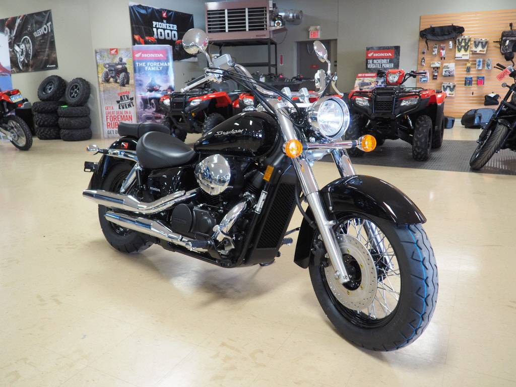2020 Honda Shadow Aero 750 in Everett, Pennsylvania - Photo 1