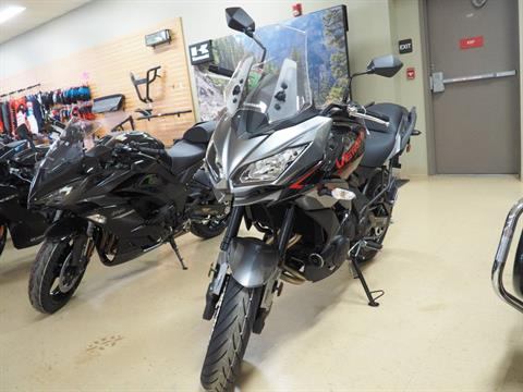2021 Kawasaki Versys 650 ABS in Everett, Pennsylvania - Photo 2
