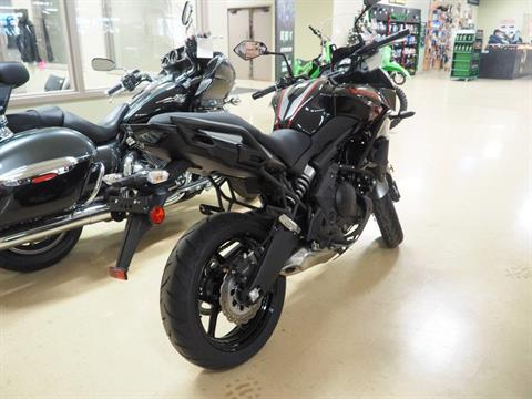 2021 Kawasaki Versys 650 ABS in Everett, Pennsylvania - Photo 3