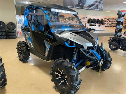 2017 Can-Am Maverick X mr in Everett, Pennsylvania - Photo 1