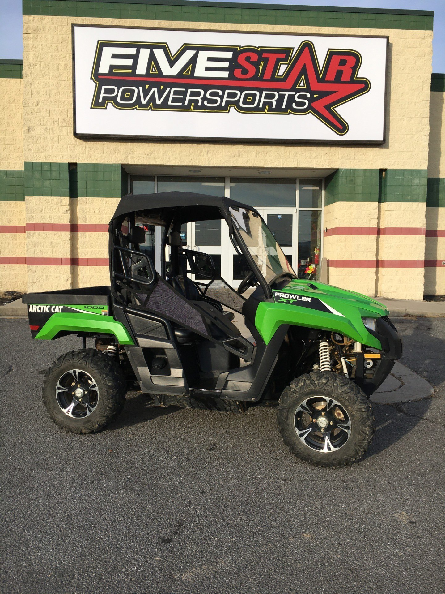 2017 Arctic Cat Prowler 1000 XT EPS in Everett, Pennsylvania - Photo 1
