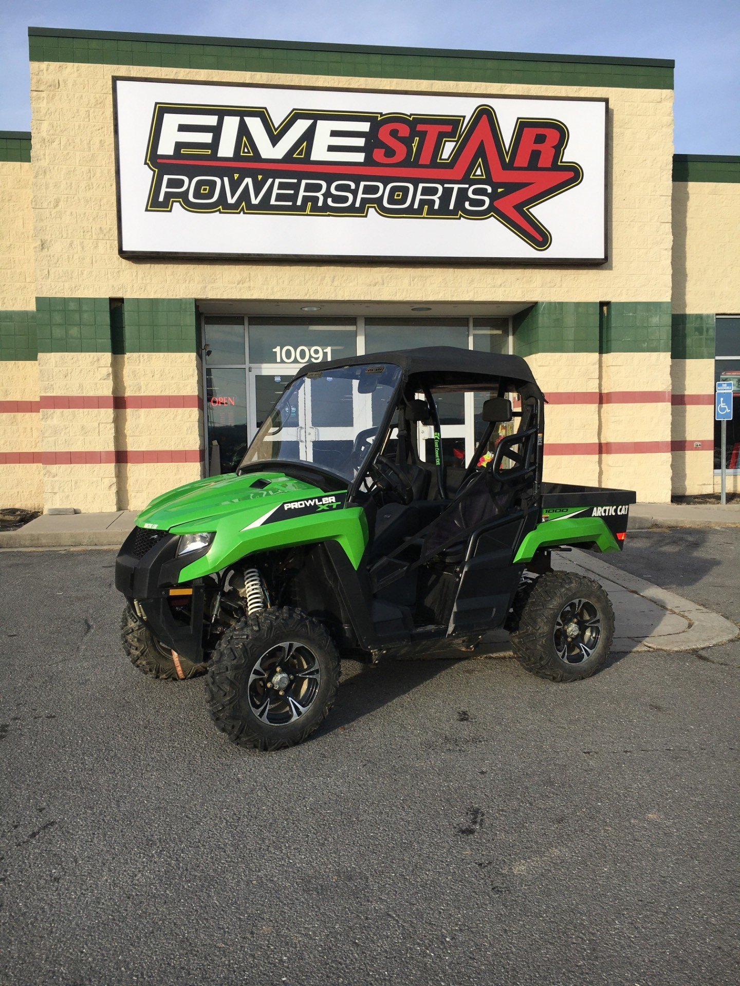 2017 Arctic Cat Prowler 1000 XT EPS in Everett, Pennsylvania - Photo 2