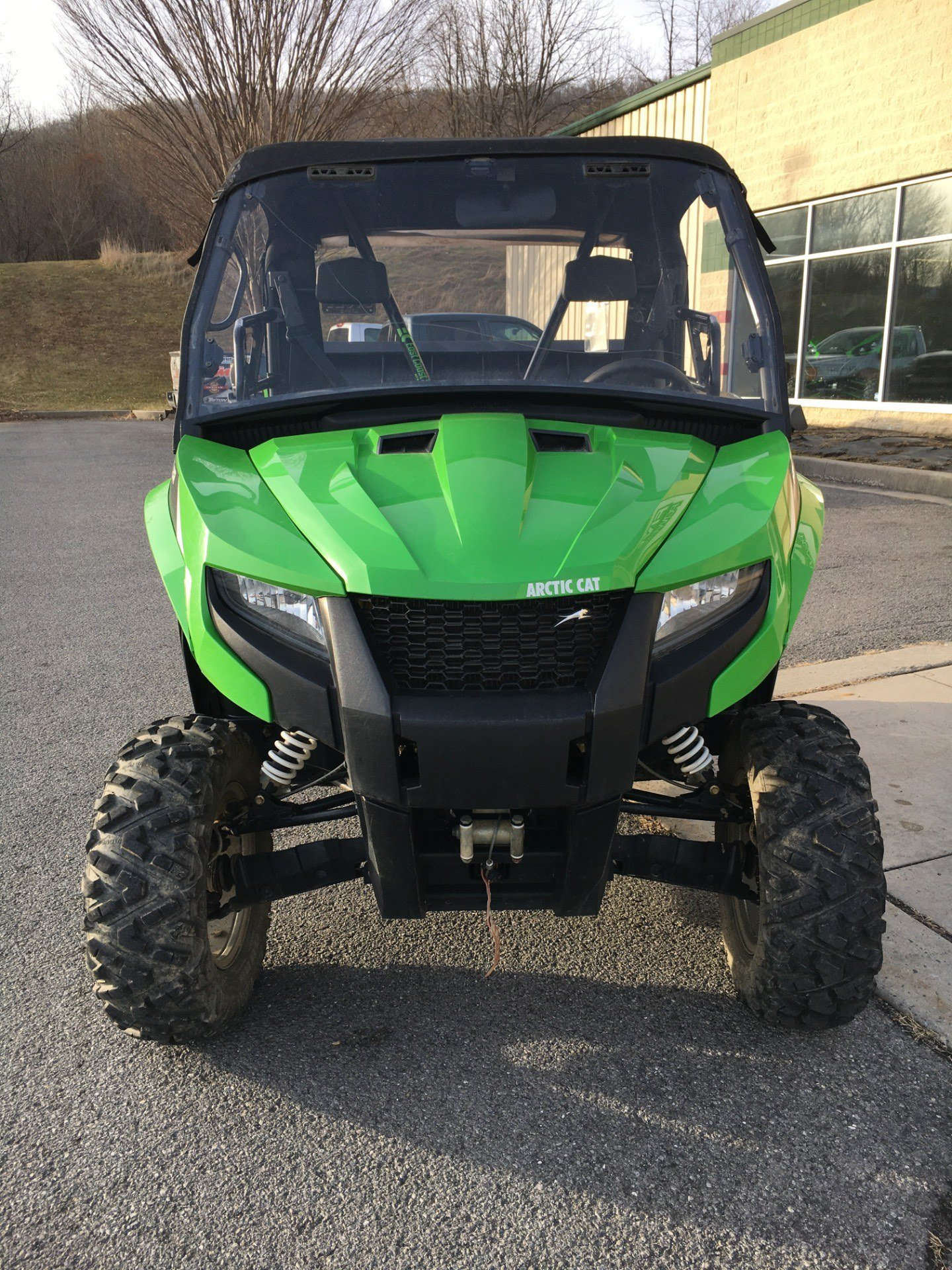 2017 Arctic Cat Prowler 1000 XT EPS in Everett, Pennsylvania - Photo 3