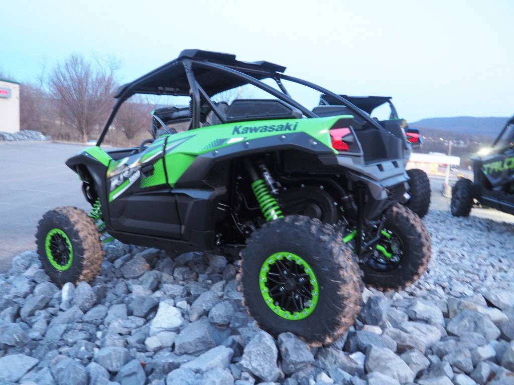 2021 Kawasaki Teryx KRX 1000 in Everett, Pennsylvania - Photo 4