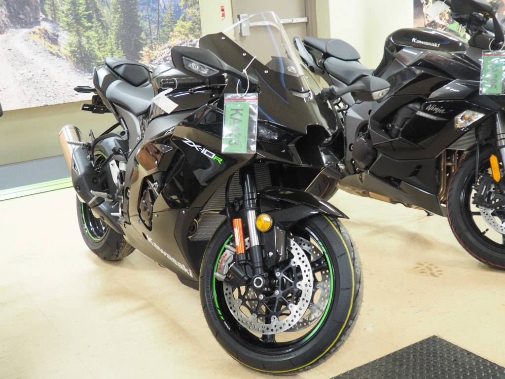 2021 Kawasaki Ninja ZX-10R ABS in Everett, Pennsylvania - Photo 1