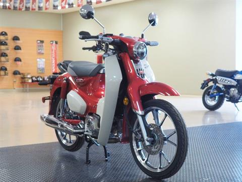 2021 Honda Super Cub C125 ABS in Everett, Pennsylvania - Photo 1