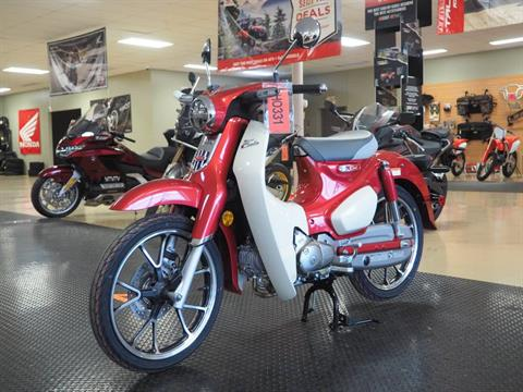 2021 Honda Super Cub C125 ABS in Everett, Pennsylvania - Photo 2