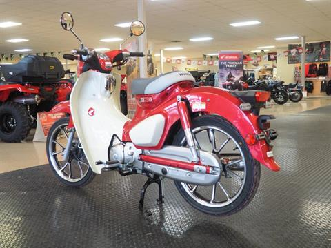 2021 Honda Super Cub C125 ABS in Everett, Pennsylvania - Photo 3