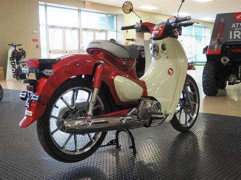 2021 Honda Super Cub C125 ABS in Everett, Pennsylvania - Photo 4