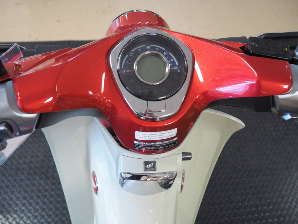 2021 Honda Super Cub C125 ABS in Everett, Pennsylvania - Photo 5