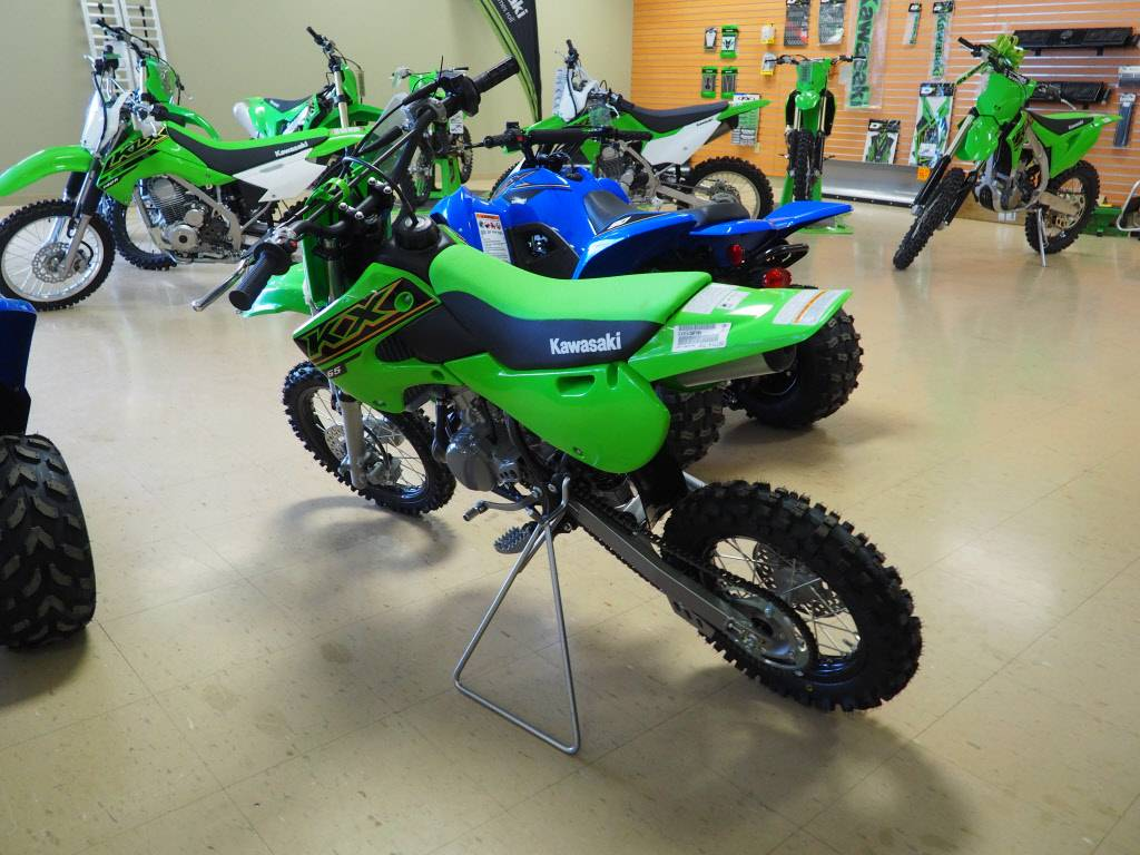 2021 Kawasaki KX 65 in Everett, Pennsylvania - Photo 3