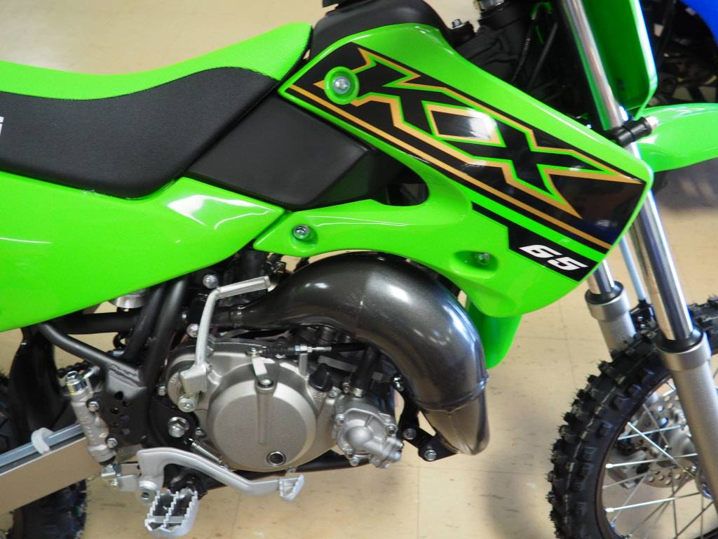 2021 Kawasaki KX 65 in Everett, Pennsylvania - Photo 5