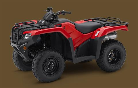 2019 Honda TRX420FM1K in Everett, Pennsylvania