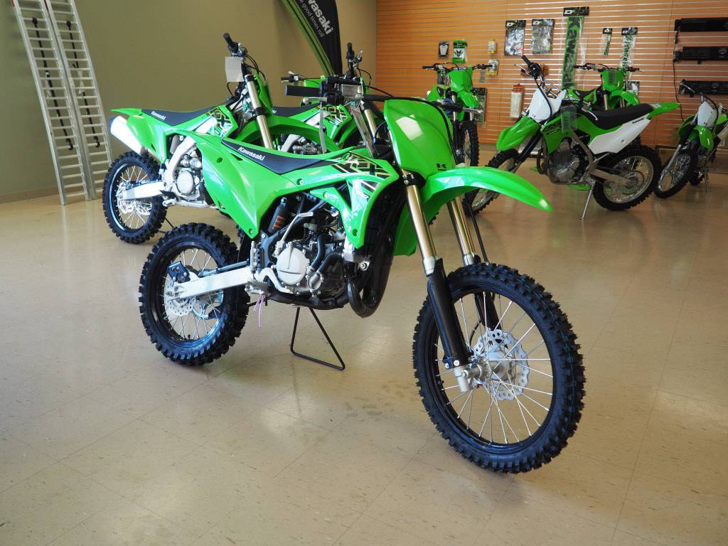 2021 Kawasaki KX 100 in Everett, Pennsylvania - Photo 1