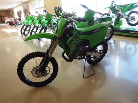 2021 Kawasaki KX 100 in Everett, Pennsylvania - Photo 2