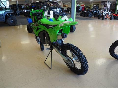 2021 Kawasaki KX 100 in Everett, Pennsylvania - Photo 4