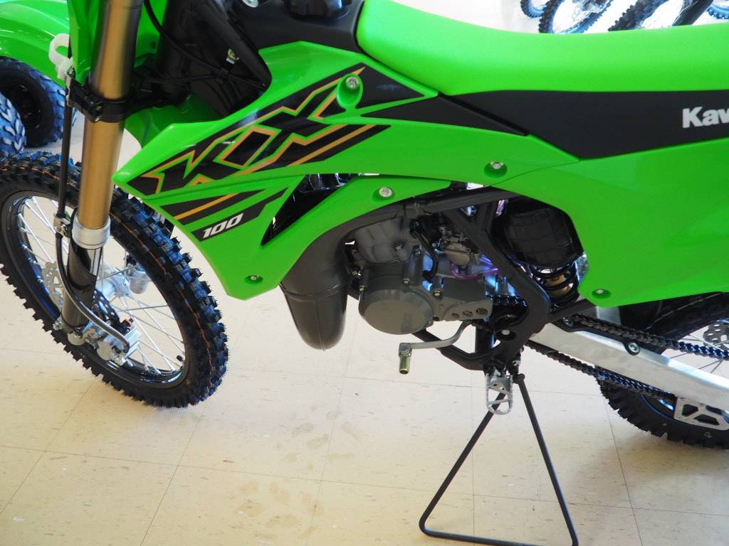 2021 Kawasaki KX 100 in Everett, Pennsylvania - Photo 5