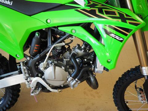 2021 Kawasaki KX 100 in Everett, Pennsylvania - Photo 6