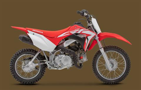 2018 Honda CRF110F in Everett, Pennsylvania