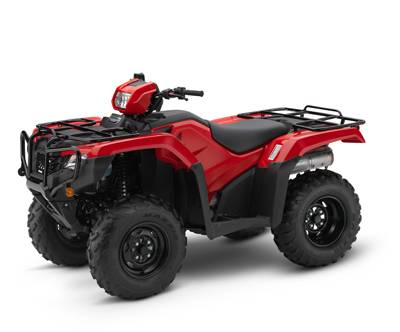 2019 Honda TRX500FE2K in Everett, Pennsylvania