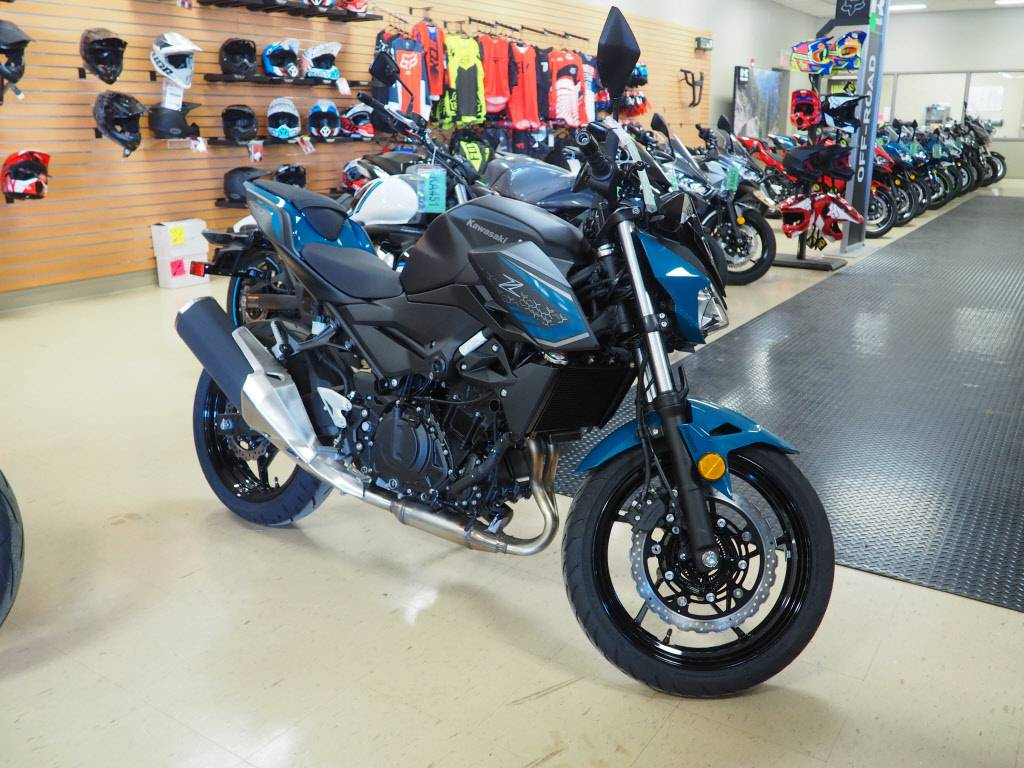 2021 Kawasaki Z400 ABS in Everett, Pennsylvania - Photo 1