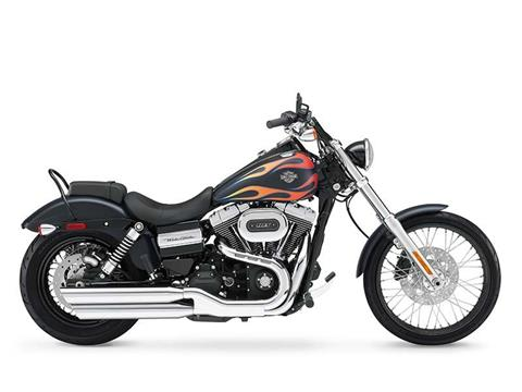 2016 Harley-Davidson Wide Glide® in Hico, West Virginia