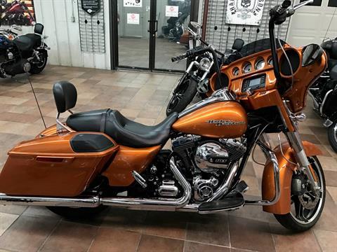 2014 Harley-Davidson Street Glide® in Hico, West Virginia