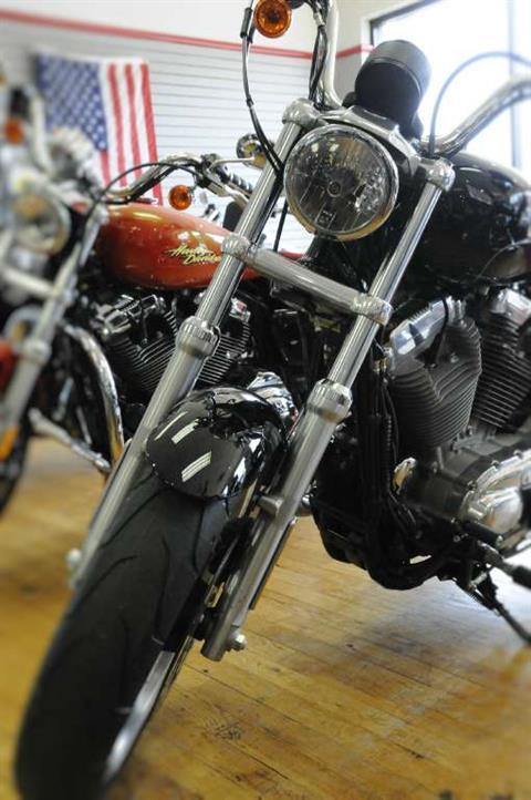2015 Harley-Davidson SuperLow® in Hico, West Virginia