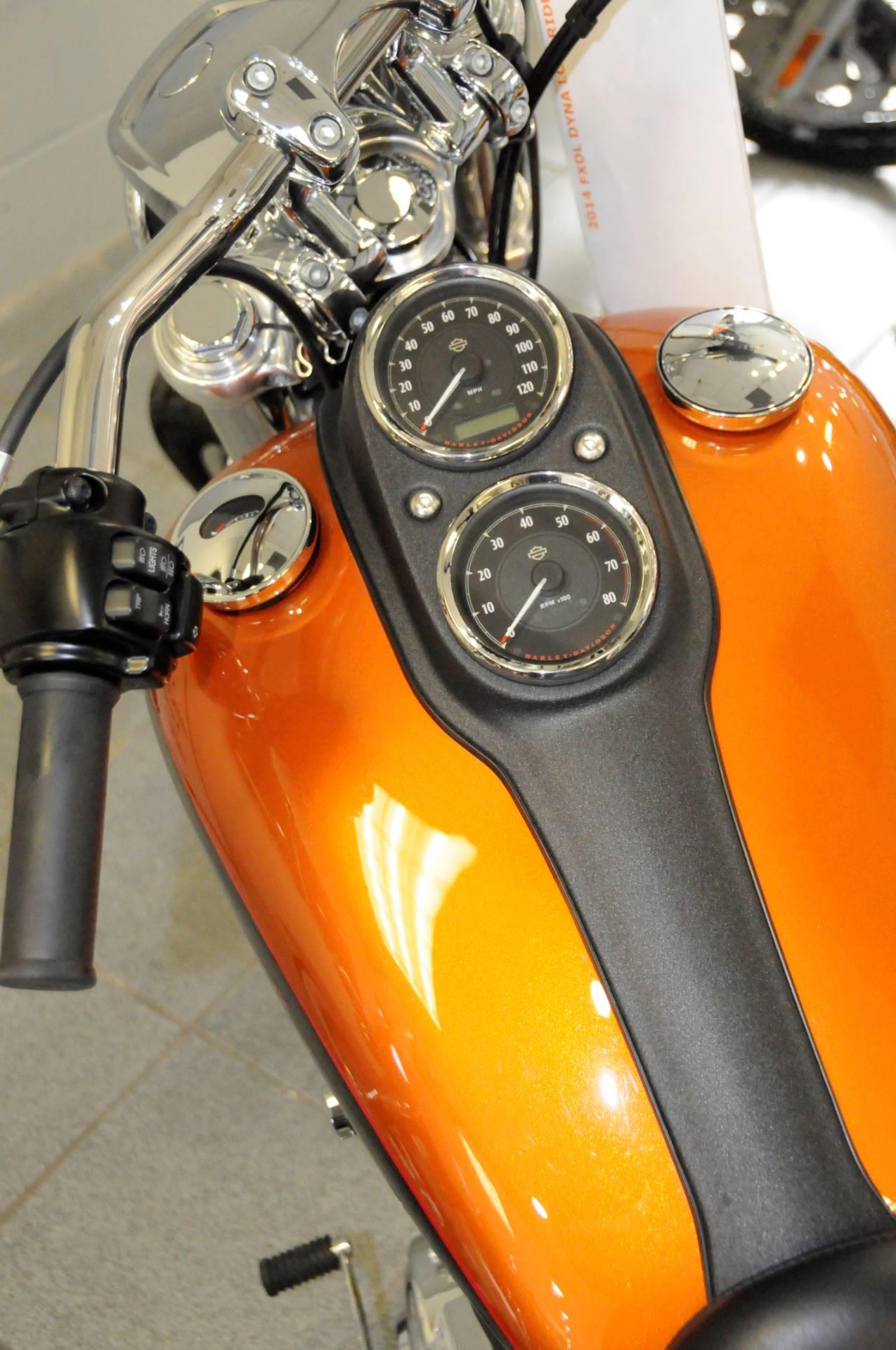 2014 Harley-Davidson Low Rider® in South Charleston, West Virginia
