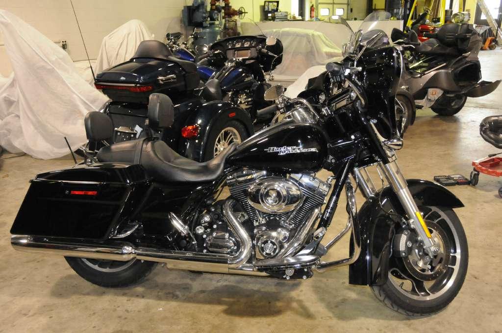2011 Harley-Davidson Street Glide® in South Charleston, West Virginia