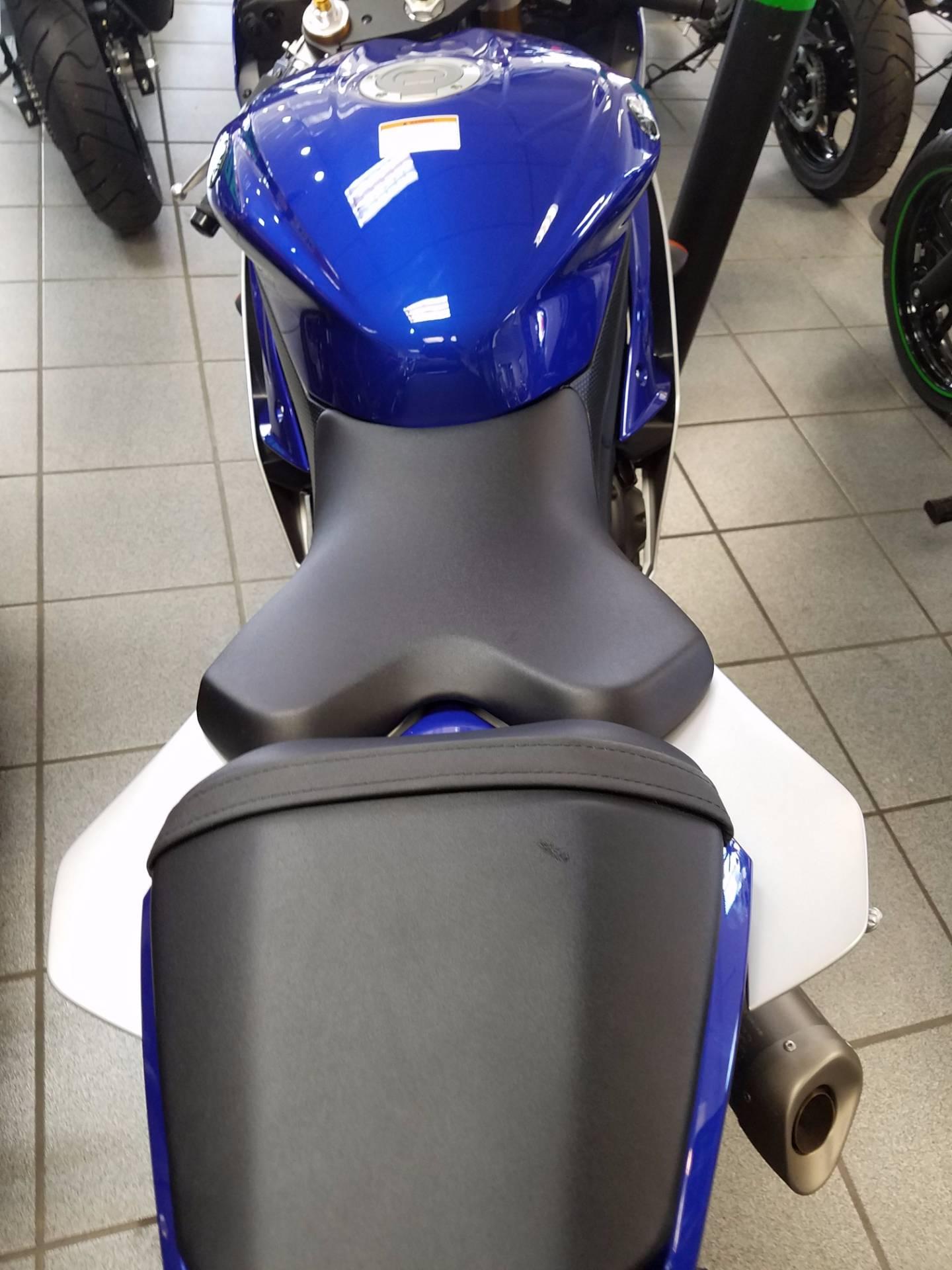 2015 Yamaha YZF-R6 in South Charleston, West Virginia
