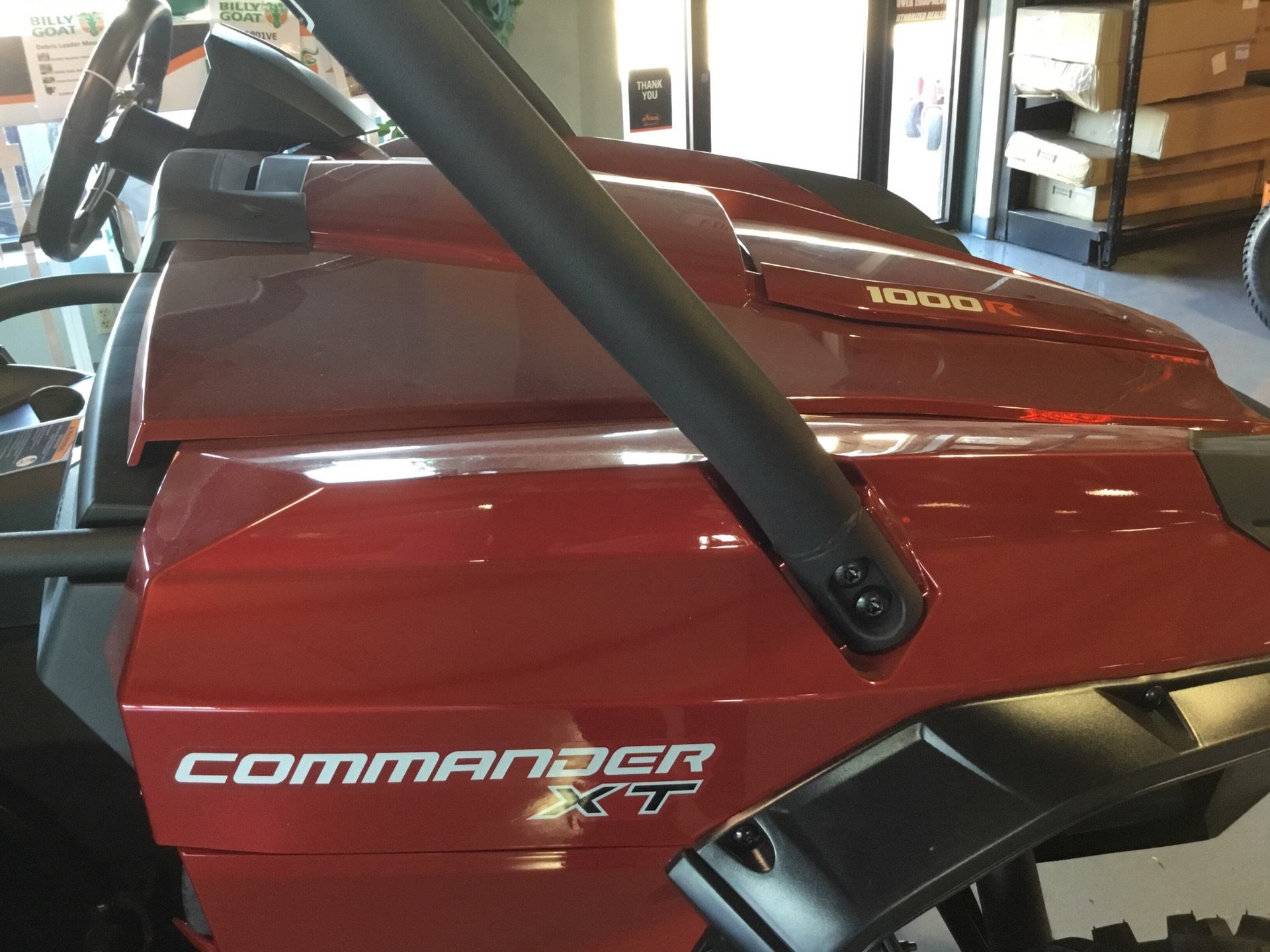 New CanAm COMMANDER XT Utility Vehicles In Bowling Green - Bowling green ky car show 2018