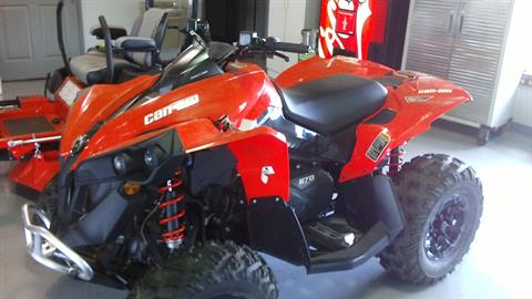 2017 Can-Am Renegade 570 in Glasgow, Kentucky