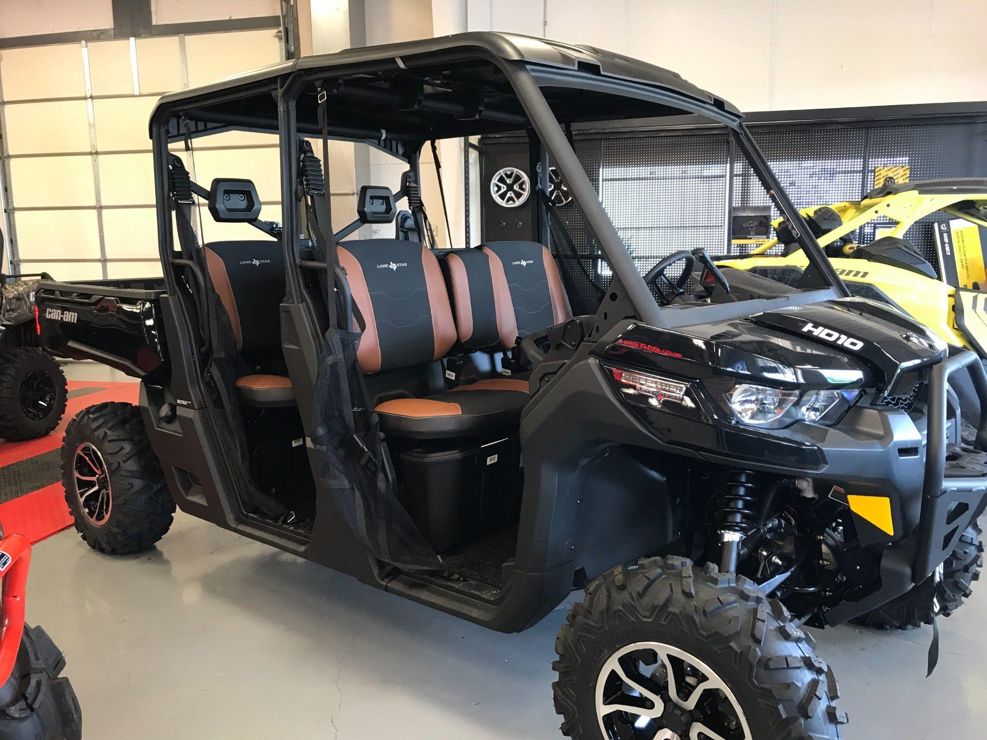 2018 Can-Am Defender MAX LONE STAR HD10 for sale 19641