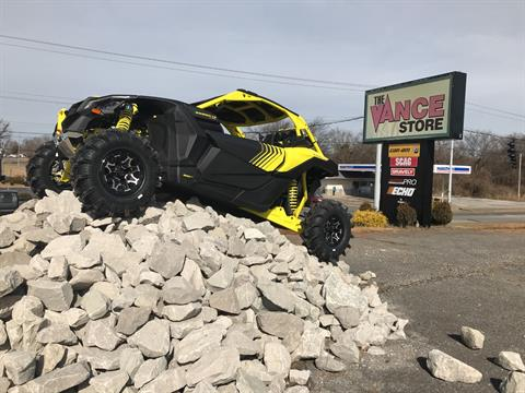 2018 Can-Am Maverick X3 X MR Turbo R in Glasgow, Kentucky