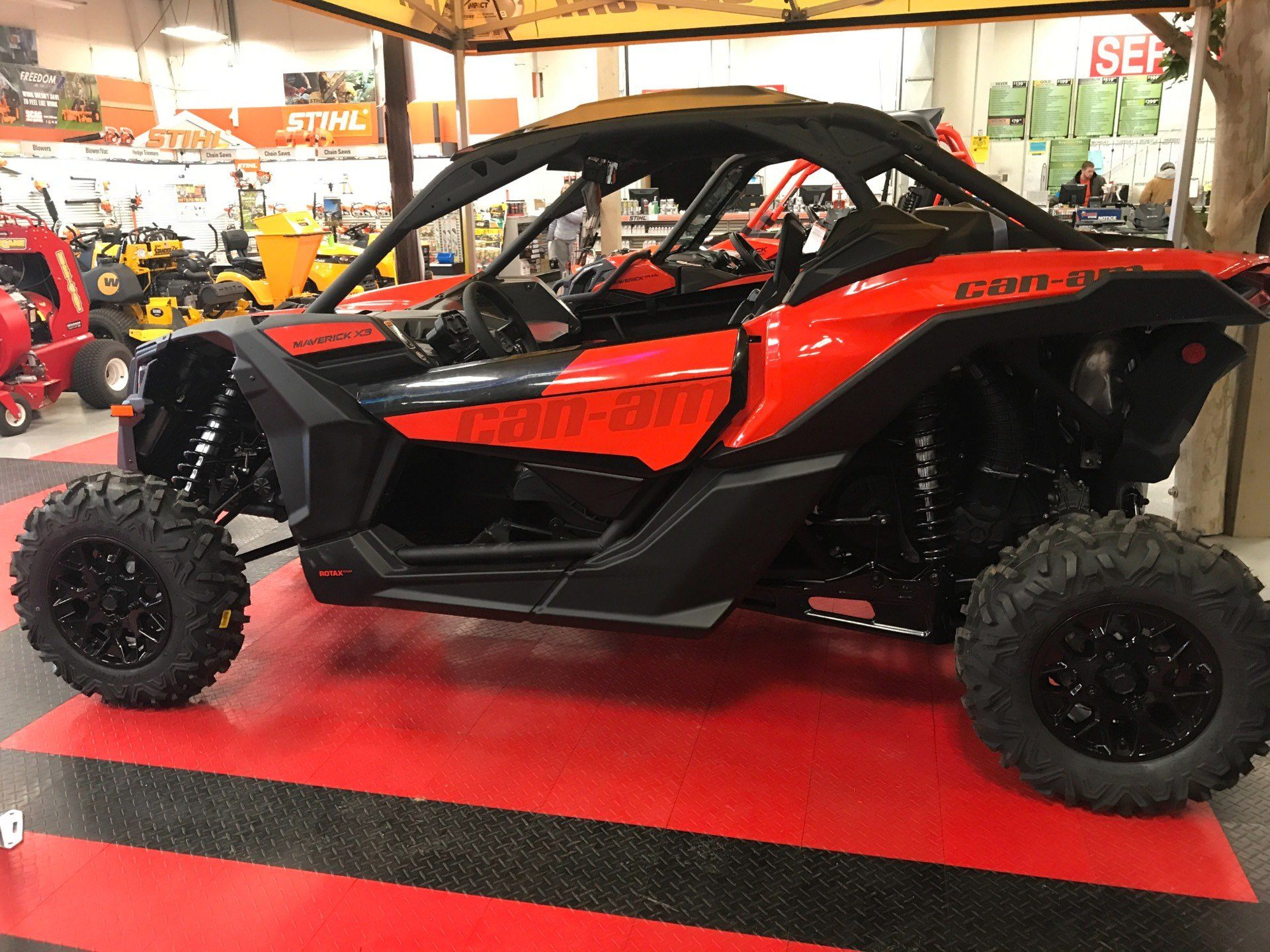 2018 Can-Am Maverick X3 900 HO in Glasgow, Kentucky