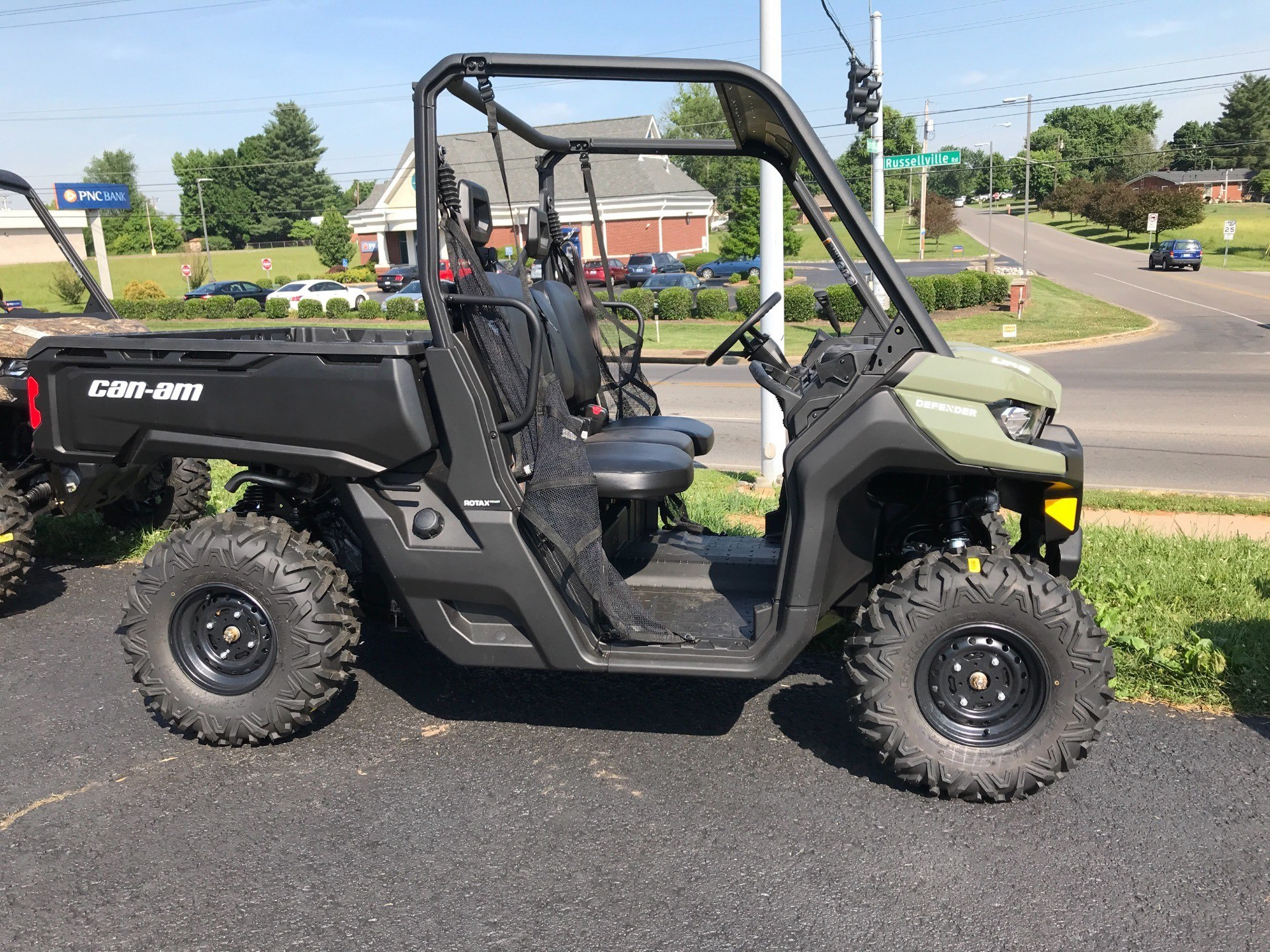 2018 Can-Am Defender HD8 Convenience Package for sale 20399