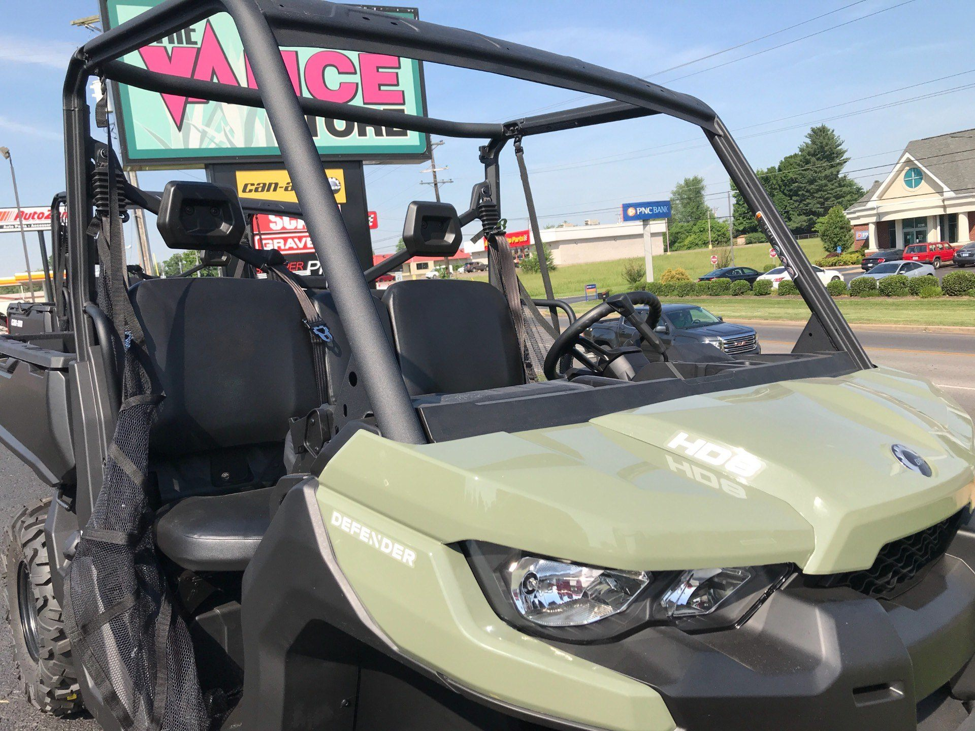 2018 Can-Am Defender HD8 Convenience Package in Glasgow, Kentucky