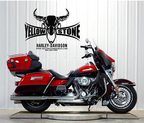 2011 Harley-Davidson Electra Glide® Ultra Limited in Belgrade, Montana