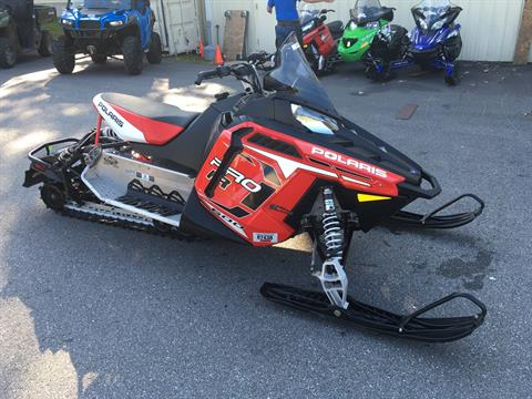 2012 Polaris 600 Switchback® PRO-R ES in Laconia, New Hampshire