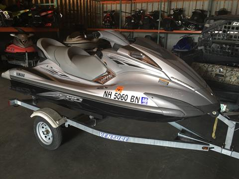 2008 Yamaha FX Cruiser® SHO in Laconia, New Hampshire