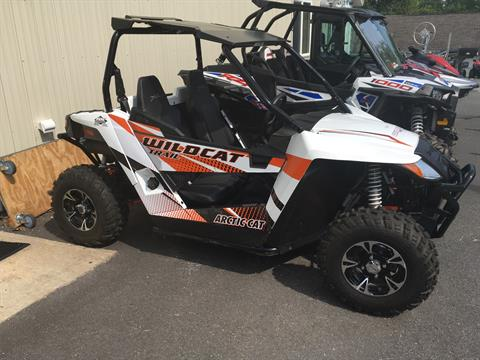 2015 Arctic Cat Wildcat™ Trail Limited EPS in Laconia, New Hampshire