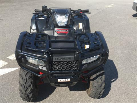 2016 Honda FourTrax Foreman Rubicon 4x4 EPS Deluxe in Laconia, New Hampshire