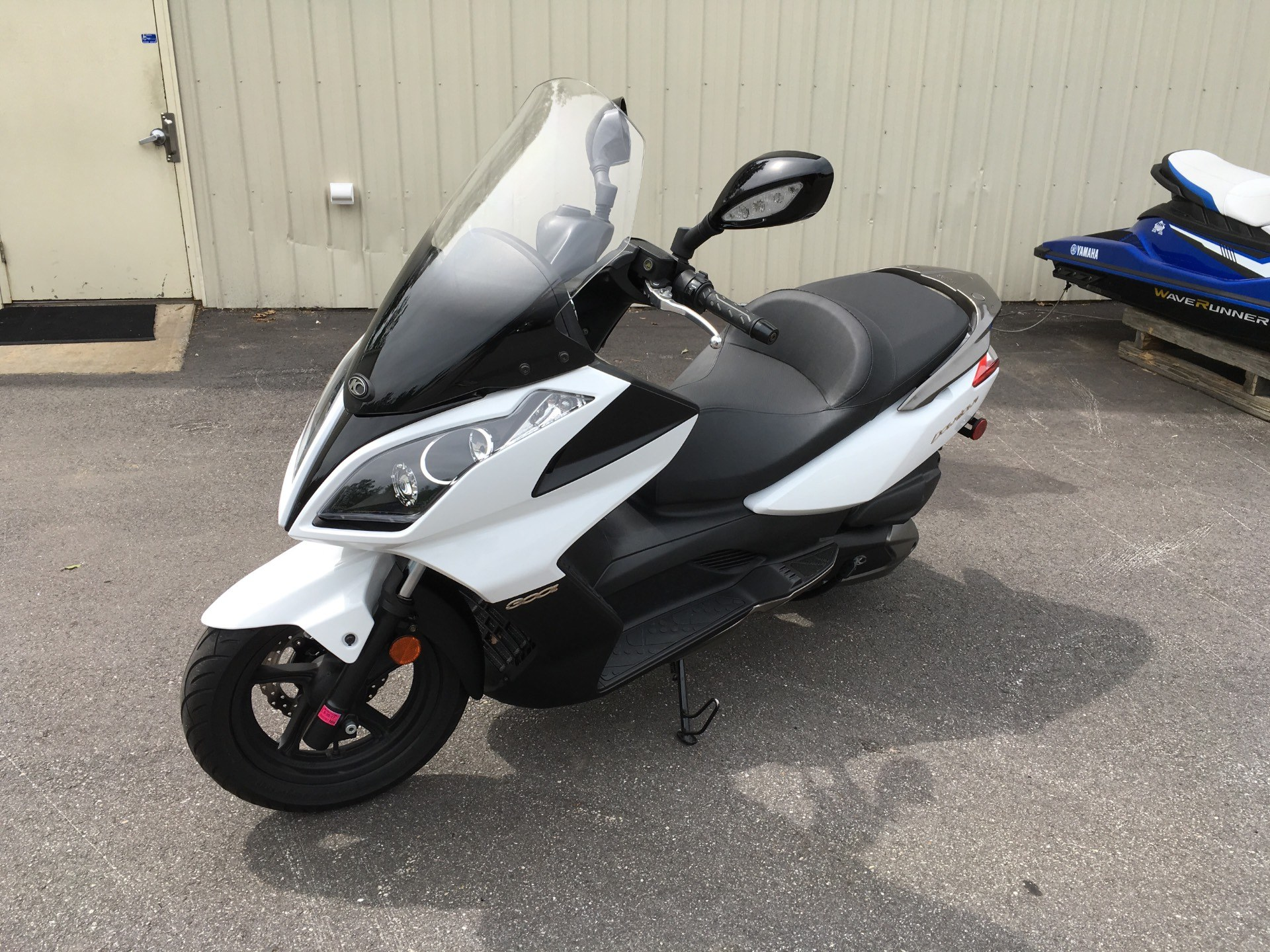 2014 Kymco Downtown 300i in Laconia, New Hampshire